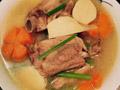 茨菰排骨汤的做法