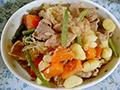 日式料理之土豆炖肉的做法