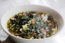 紫菜汤的做法