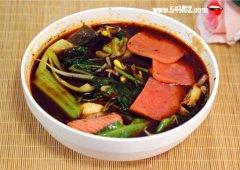 鸡西辣菜怎么做好吃_鸡西刀削面辣汤做法