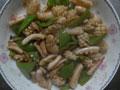 蚝油鱿鱼花的做法