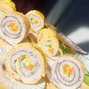 满口寿司的做法