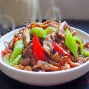 萝卜干炒肉的做法
