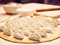 素三鲜水饺 韭菜鸡蛋虾仁水饺的做法