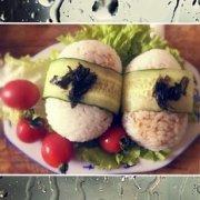胡氏卤肉饭团的做法