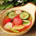 韩国水泡菜的做法