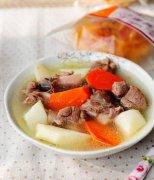 【胡萝卜炖羊肉】胡萝卜炖羊肉的做法_胡萝卜炖羊肉怎么做好吃