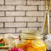 柠檬糙米醋饮的做法