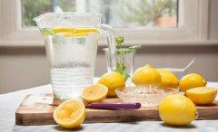 柠檬皮抗氧化清除体内自由基,40度水冲泡效果最佳