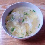 肉末鸡蛋汤的做法