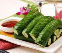 【清炒黄瓜的做法】清炒黄瓜的营养价值_黄瓜的功效与作用