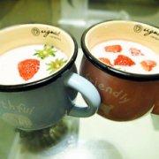 草莓酸奶的做法的做法