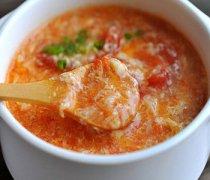 【西红柿鸡蛋疙瘩汤】西红柿鸡蛋疙瘩汤的做法