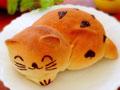 超萌猫咪面包的做法