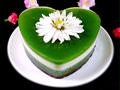 青瓜慕斯蛋糕的做法