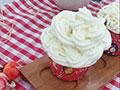 杯子奶油蛋糕的做法