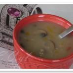 蘑菇胡萝卜燕麦汤