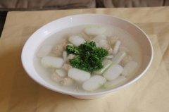 如何做冬瓜丸子汤,冬瓜丸子汤的做法大全