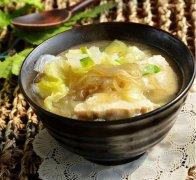 大白菜炖豆腐粉条的做法视频
