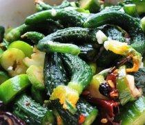 【黄瓜咸菜的腌制方法】腌黄瓜咸菜的做法_怎样腌制黄瓜咸菜