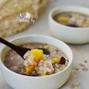 红枣地瓜粳米粥的做法