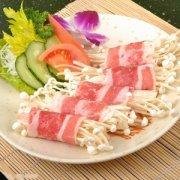 【牛肉金针菇卷】牛肉金针菇卷的做法_牛肉金针菇卷的营养价值