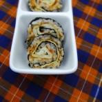 蛋皮肉松寿司的做法