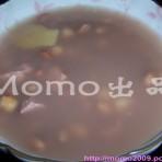 莲子花生汤