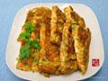 香菜红萝丝煎蛋 ♥ 香草煎蛋的做法