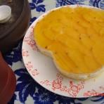 菠萝慕司蛋糕的做法