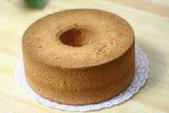酸奶戚风蛋糕的家常做法