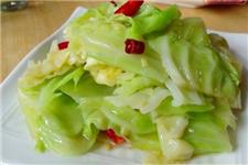 圆白菜怎么做好吃