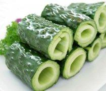 【生吃黄瓜能减肥吗】生吃黄瓜有什么好处_黄瓜的挑选方法