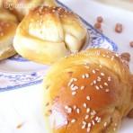 自制花生酱面包的做法