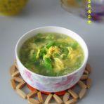 苦瓜蛋花汤的做法