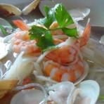 海鲜竹笋汤的做法