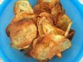 椒盐土豆片的做法