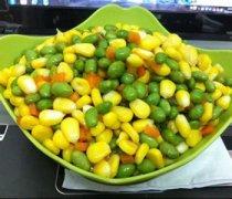【胡萝卜炒玉米】胡萝卜炒玉米的做法_胡萝卜炒玉米的营养价值