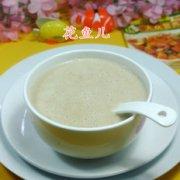 花生米燕麦片米糊的做法