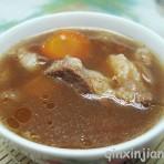 羊排胡萝卜汤
