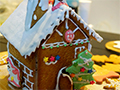 圣诞姜饼屋的做法
