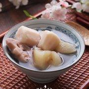 梨藕荸荠汤的做法