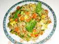 藜麦炒饭的做法