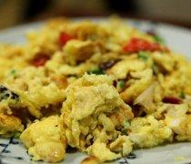 【炒鸡蛋的做法】炒鸡蛋怎么做好吃_炒鸡蛋的做法大全