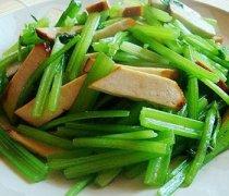 【炒芹菜的做法大全】炒芹菜怎么做好吃_芹菜叶子能吃吗