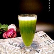 西芹黄瓜苹果汁的做法
