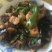 辣椒炒五花肉的做法