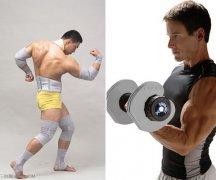 练就肌肉男的动作有哪些