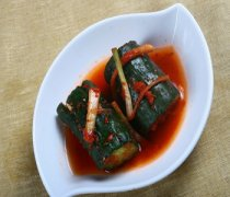 【腌黄瓜】腌黄瓜的做法大全_黄瓜咸菜的腌制方法_酱黄瓜的腌制方法