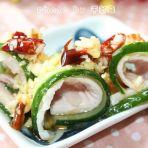 黄瓜白肉卷的做法